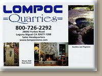 Image of Lompoc Quarries Flyer (2009)