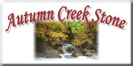 Natural Stone Autumn Creek logo