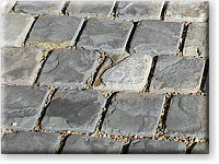 Small image of natural stone cobble from Lompoc Stone
