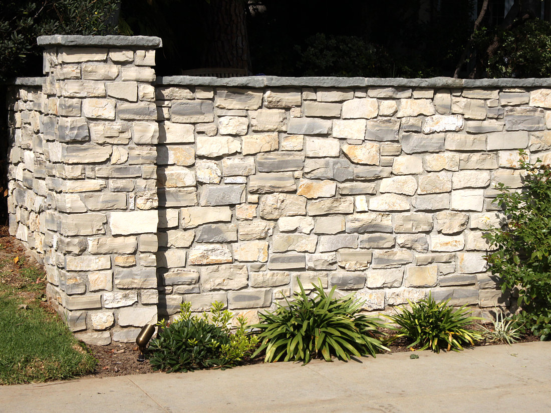 Natural Stone Wall Caps : Ledge stone natural information from lompoc