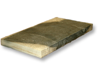 Small photo of Natural Stone Wall Cap, Stair Tread, Pilaster Cap, Coping
